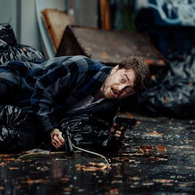 [Review] 'GUNS AKIMBO' sees Daniel Radcliffe cranking it up in entertainingly violent shoot-'em-up
