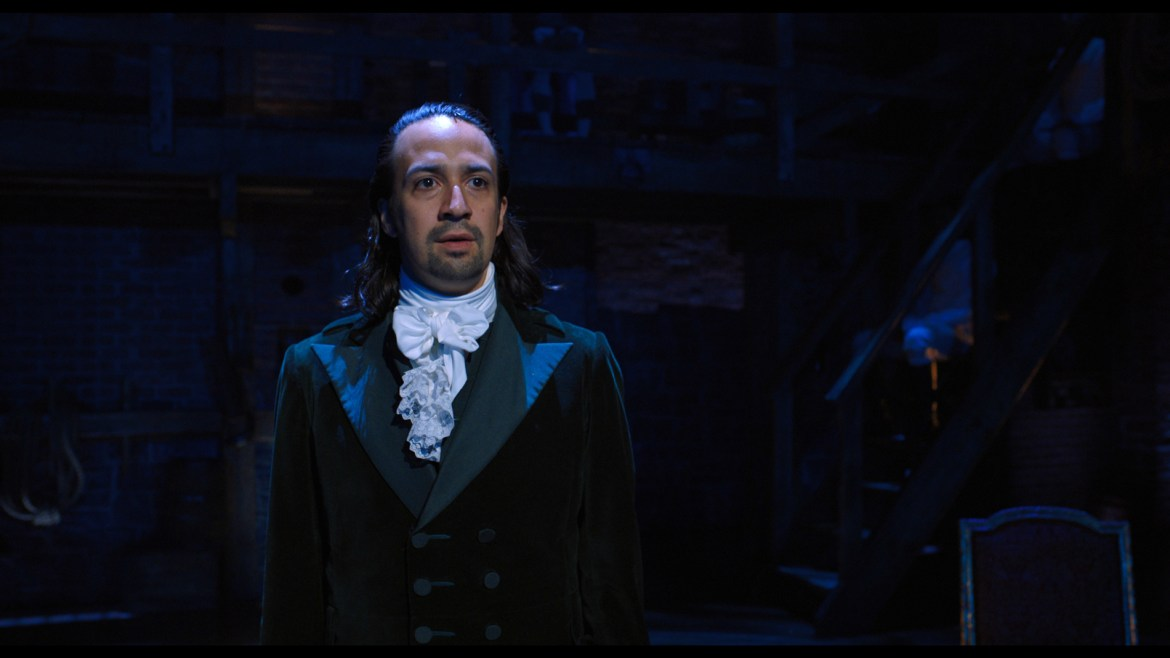 [Review] 'HAMILTON' funnels the theater-going experience into a powder keg of a home viewing