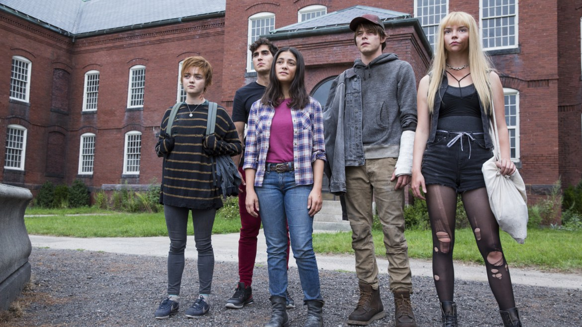 [Interview] 'THE NEW MUTANTS' cast arrives with tales of heroics & hauntings