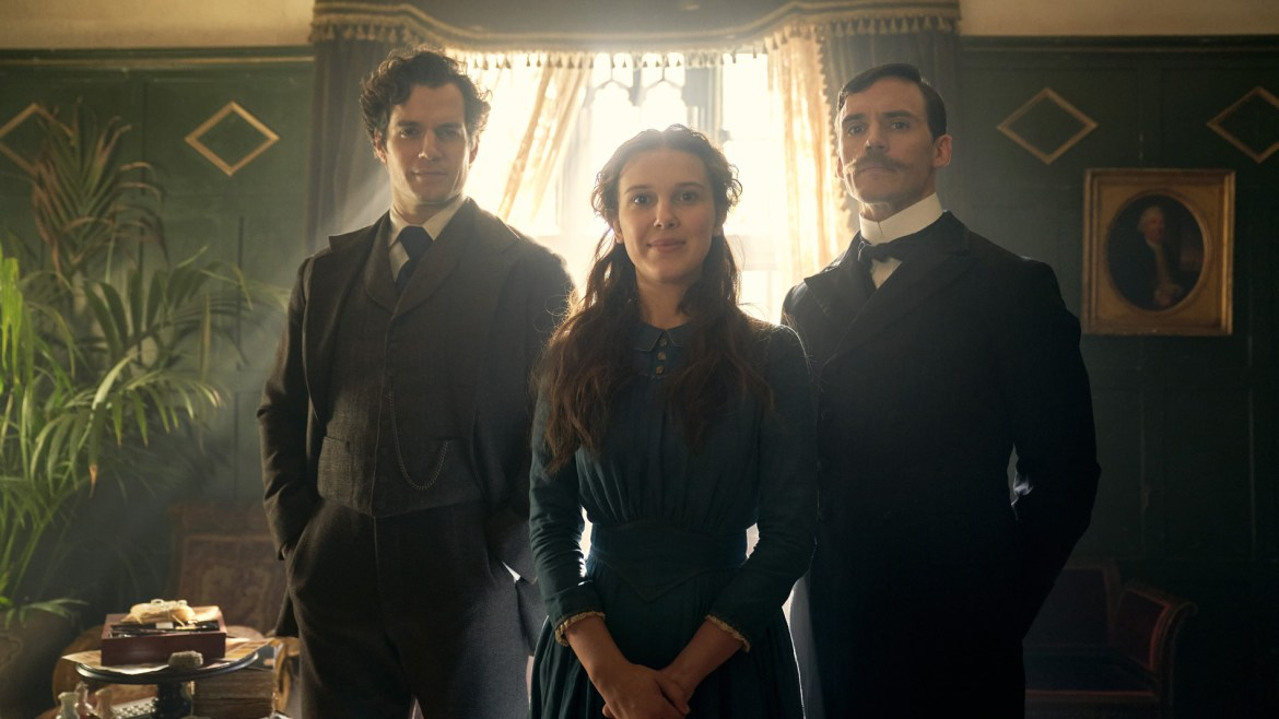 'ENOLA HOLMES' Review: Netflix's Relatively Steadied Series Starter