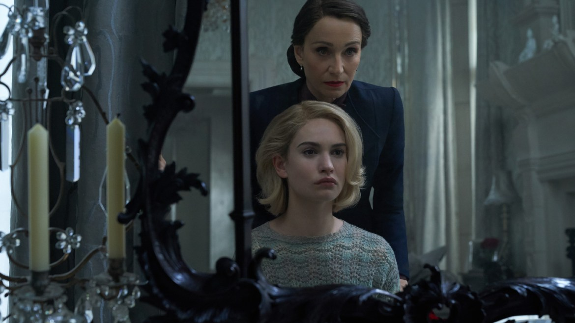 'REBECCA' review: Lily James and Armie Hammer deliver a grand, gorgeous, gothic tale