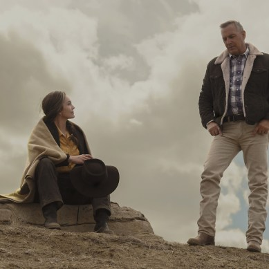 'LET HIM GO' Review: Kevin Costner and Diane Lane lead familial clash of the titans