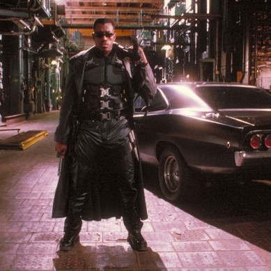 [Fresh on 4K] 'BLADE' isn't as sharp as it once was, but some aspects still cut