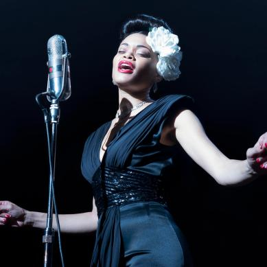 [Review] 'BILLIE HOLIDAY' is held together by Andra Day's electrifying performance