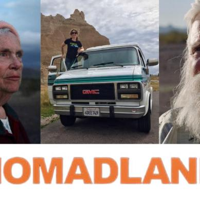 [Video Interview] 'NOMADLAND' life: Honest vandwellers, author on the beauty of life's stillness