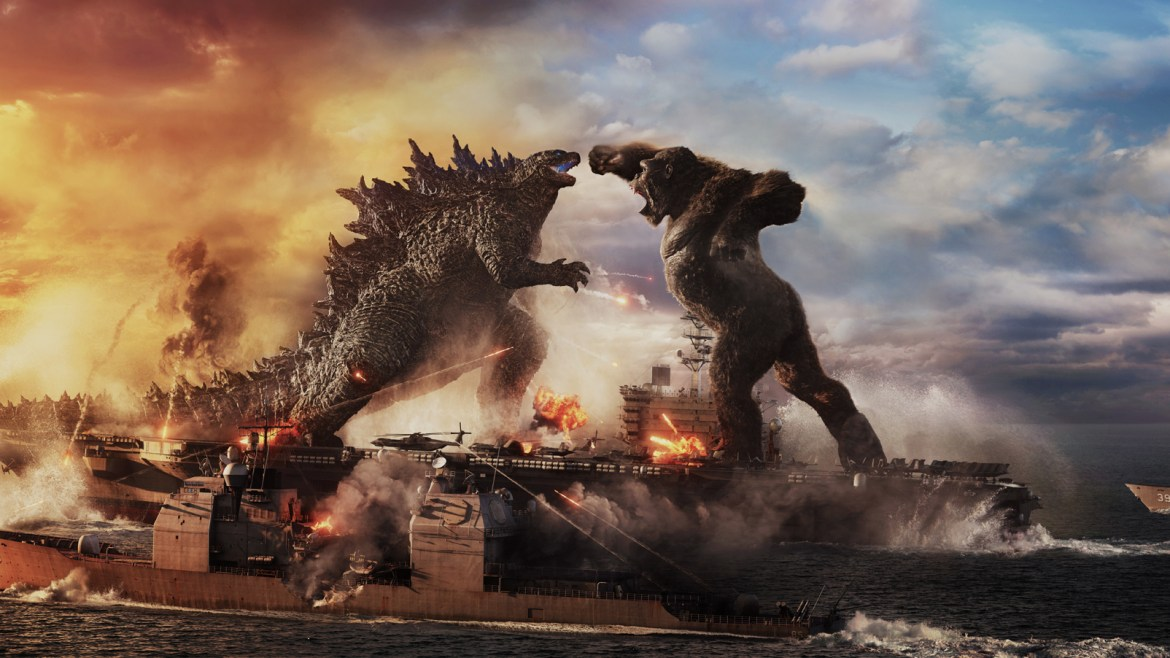 'GODZILLA VS. KONG' Review: The Thrilla With Godzilla