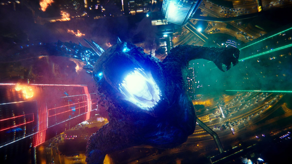 [Interview] How a 'GODZILLA: KING OF THE MONSTERS' abandoned storyline made its way into 'GODZILLA VS. KONG'