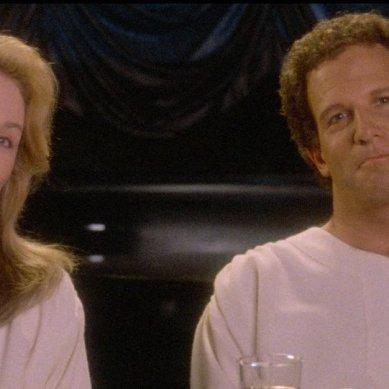 [Fresh to Criterion] Albert Brooks' 'DEFENDING YOUR LIFE' brings serenity, bliss, and good laughs