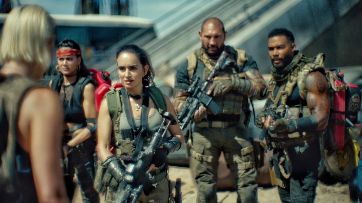 'ARMY OF THE DEAD' Review: Bautista, Blood And A Bonkers Amount of Bombast