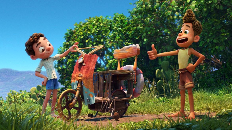 [Interview] How Personal Detailing Informs Disney-Pixar's 'LUCA'