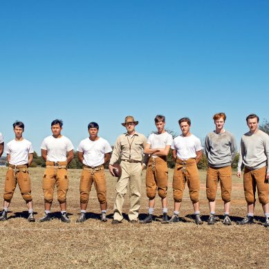 ['12 MIGHTY ORPHANS' Review] Fort Worth football film plays it safe, conquers with Texas-sized heart