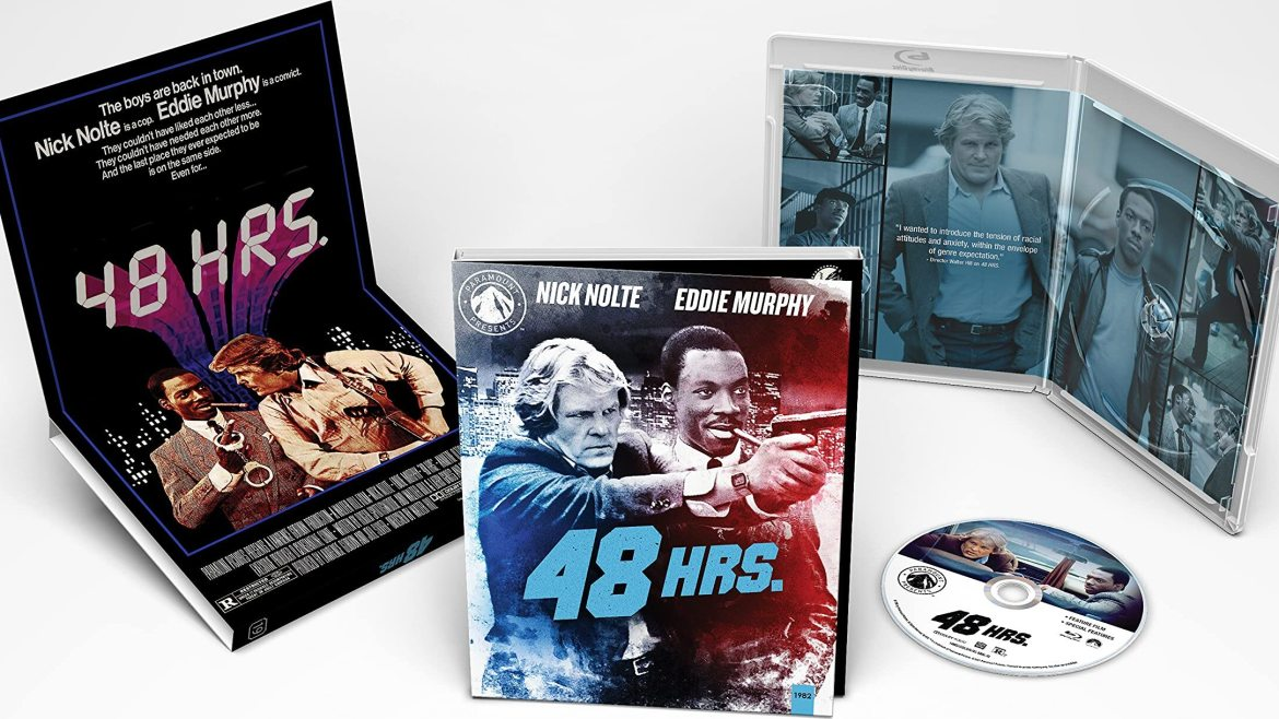 Paramount Presents spin retro releases '48 HRS./ANOTHER 48 HRS.' and 'ALMOST FAMOUS' for modern consumption