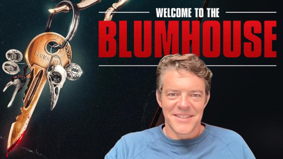Breaking into 'WELCOME TO THE BLUMHOUSE' with producer Jason Blum