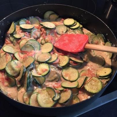 potato tomato zucchini casserole olive oil 2