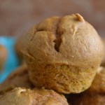 The Most Simple Pumpkin Muffins Ever!