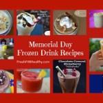 Top Memorial Day Frozen Drink Recipes