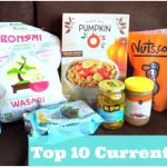Top Ten Current Healthy Food Finds
