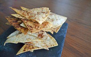 healthy tortilla chips