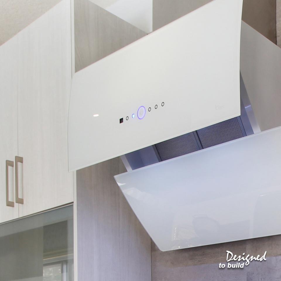 Airy Modern Kitchen