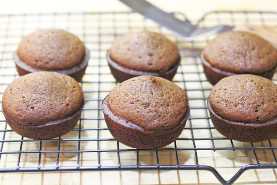 Gingerbread muffins are good for you too!!