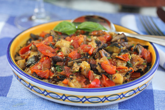 Ratatouille recipe at FreshFoodinaFlash.com