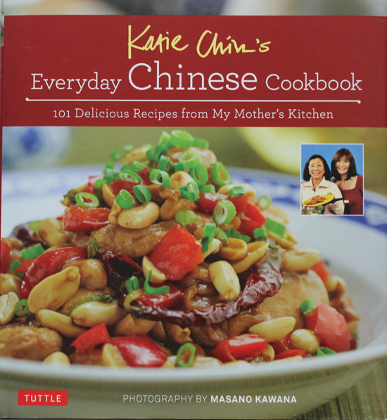 You will want Katie Chin's Everyday Chinese Cookbook in your kitchen.