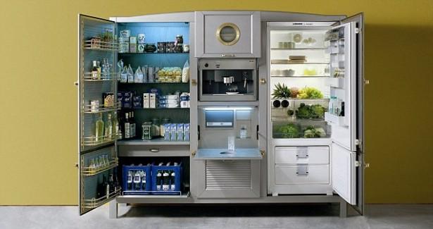 ps4 chair kitchen chairs uk de gaafste (en duurste) koelkast ter wereld - freshgadgets.nl