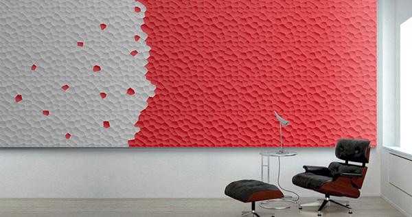 3d Changing Wallpaper Nooit Meer Schilderen Dankzij Van Kleur Veranderende