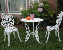 Outdoor Patio Furniture Bistro Set Fresh Garden Decor
