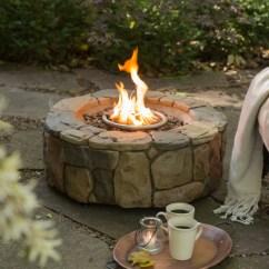 Hanging Chair Stand Outdoor Desk Target No Wheels Clarksville Propane Campfire Fire Pit | Fresh Garden Decor