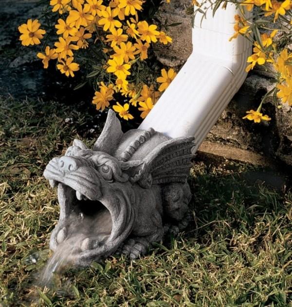 Roland Gargoyle Rain Gutter Fresh Garden Decor