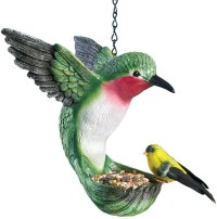 Hummingbird Bird Feeder   Fresh Garden Decor