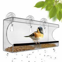 Large Window Bird Feeder Fresh Garden Decor