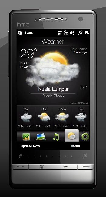 Diamond2 - Weather
