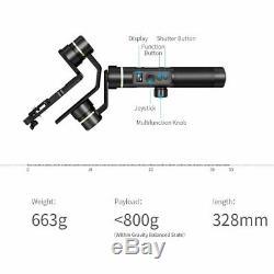 Feiyu G6Plus 3-Axis Handheld Gimbal Stabilizer for