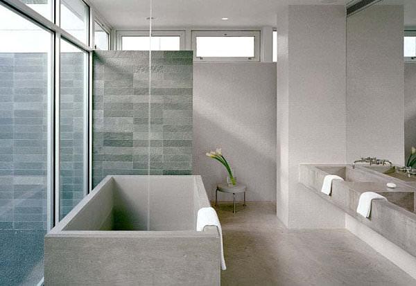 Bai moderne iata cateva idei care sa va inspire  Fresh Home