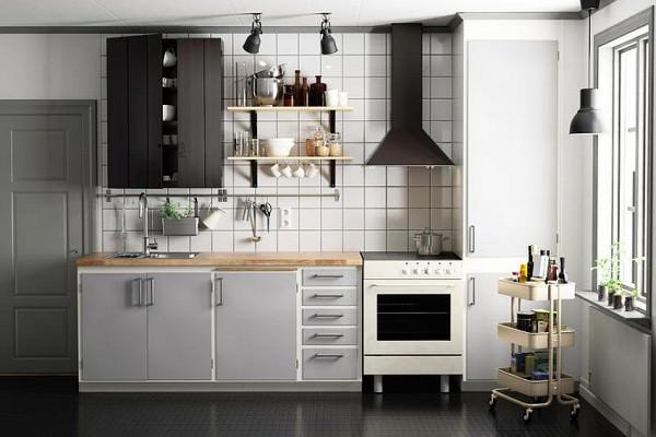 Cuisine Ouverte Ikea