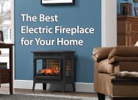 Top 10 Best Rated Electric Fireplace [Buying Guide 2018]