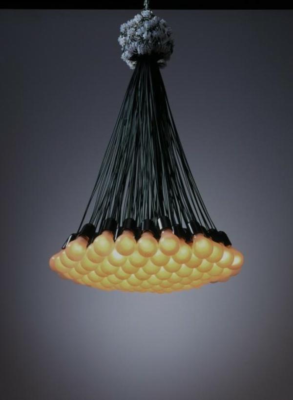 37 Coole Lampen die fast nur aus Glhbirnen bestehen