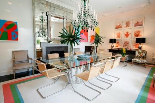 30 coole eklektische Interieur Ideen  inspirierende
