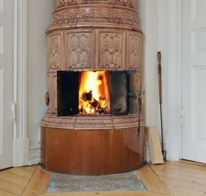 Skandinavische Kamine  klassische und moderne Vorschlge