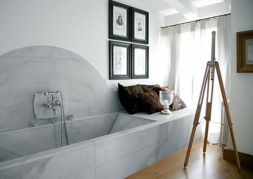 Coole Fliesenspiegel Ideen im Badezimmer  21 stilvolle Vorschlge