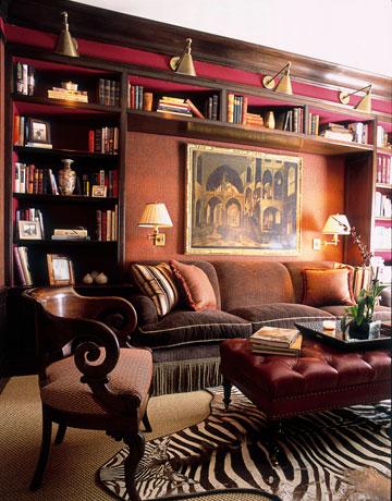 Elegante Hausbibliothek 15 fabelhafte Design Ideen