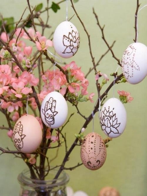 Coole Deko Ideen fr Ostern 2014  75 wunderschne Vorschlge