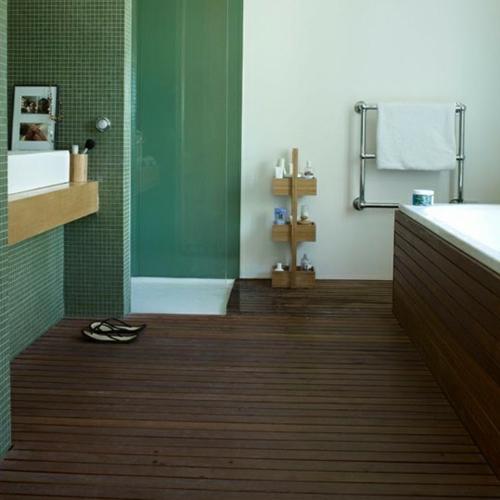 Moderne Badezimmerboden Ideen  15 wunderschne Designer Vorschlge