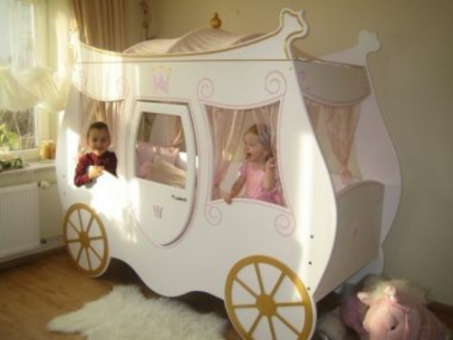 Kutschenbett im Kinderzimmer  14 coole Ideen fr schicke