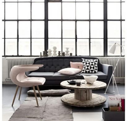 Interieur Design Ideen Gemeinsamen Projekt