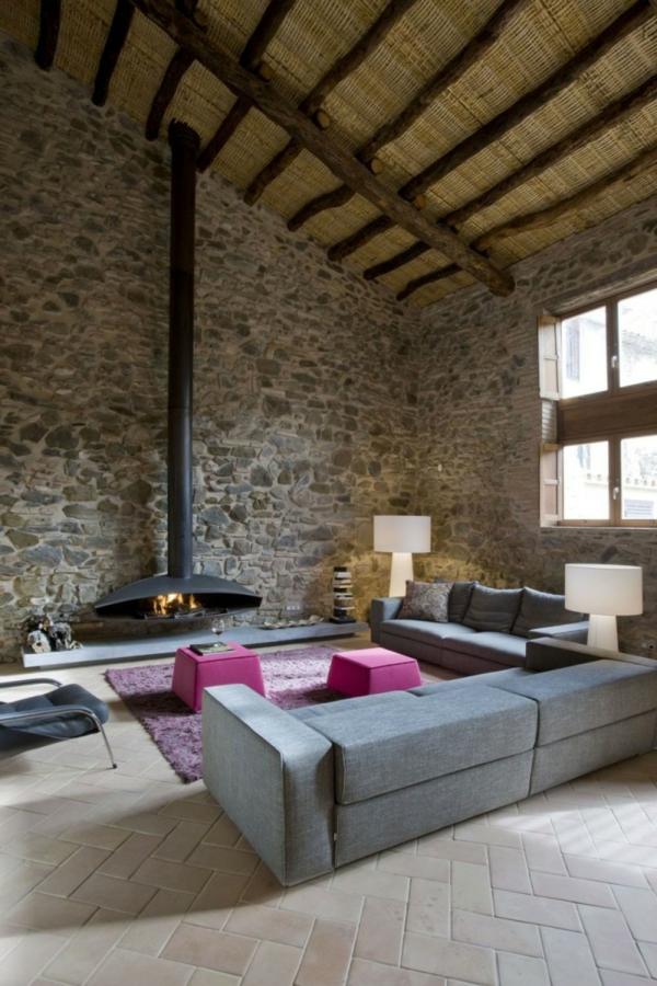 Haus Design  Renovierung einer alten Windmhle