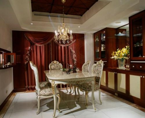 Orientalische Esszimmer Interieurs  Eirichtungsideen aus