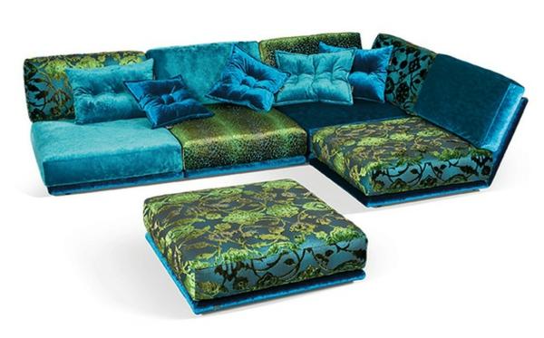 Das Wohnzimmer mit Napali Sofa von Bretz Wohntrume verschnern